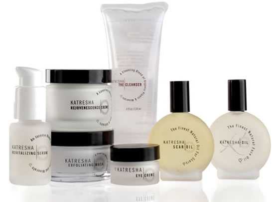 Katresha Pure Skin Care